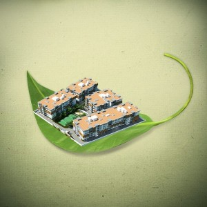 Green building | Mount housing